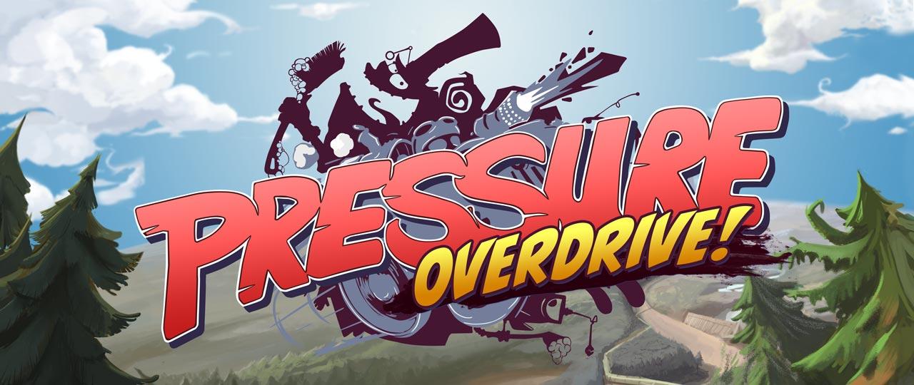 Resultado de imagem para Pressure Overdrive